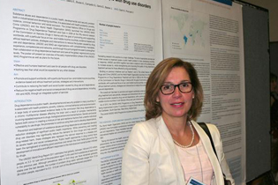 Elizabeth Saenz, UNODC
