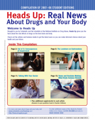 Picture of Heads Up: Real News About Drugs and Your Body- Year 07-08 Compilation for Students