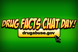 Drug facts chat day banner