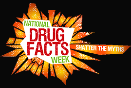 Drug Facts Week logo