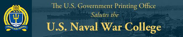 GPO Salutes the U.S. Naval War College