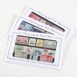 N-07-1601 - Civil War Stamp Set