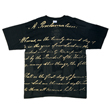 N-17-4341 - Emancipation Proclamation T-shirt (black)