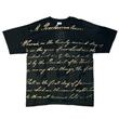 N-17-4341 - Emancipation Proclamation T-shirt (black)