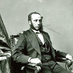 Representative Robert De Large of South Carolina