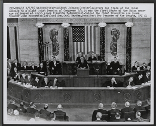 President Johnson's 1965 State of the Union Address