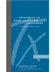 Picture of Principles of Drug Addiction Treatment: A Research-Based Guide