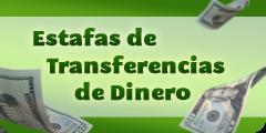 Estafas de Transferencias de Dinero