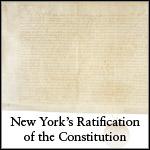 New York Ratification