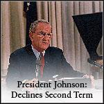 President Johnson, 1968