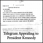 Appeal to Kennedy