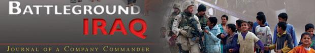 Battleground Iraq: Journal of a Company Commander.
