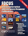 FOCUS on Counterterrorism and Emergency Response Publications.