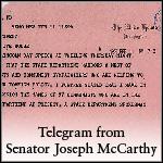 McCarthy Telegram
