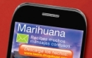 Marijuana Cell Phone Poster Thumbnail