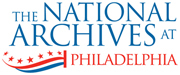 National Archives at Philadelphia logo