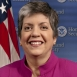 Secretary Janet Napolitano