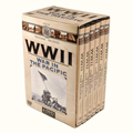 N-09-505 - WWII:  War in the Pacific DVD