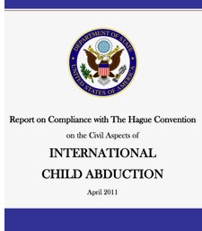 2008 Hague Abduction Convention Compliance Report