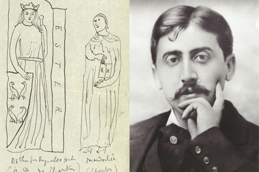Remembrance of things Proust