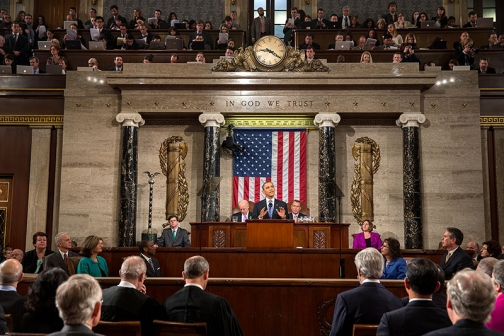 President Obama State of the Union Address