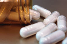 Photograph of pills
