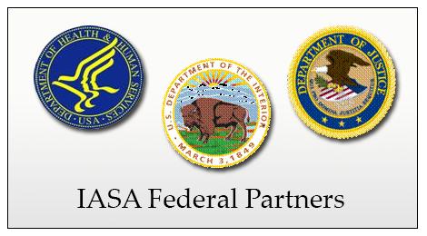 IASA Federal Partners - HHS, DOI, DOJ