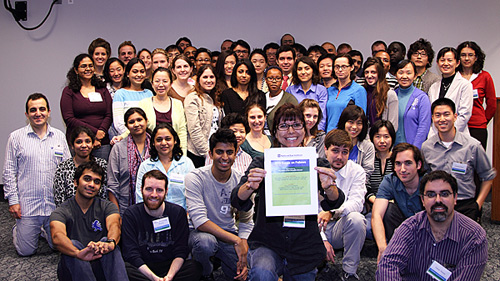2012 Focus on Fellows Attendees