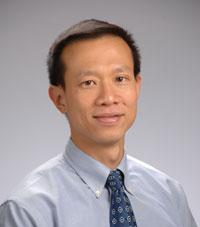 Individual photo of Dr. Wong.