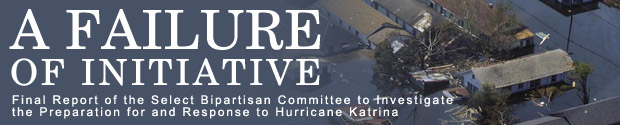 Report of the House Committee on the Reponse to Hurricane Katrina
