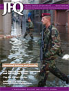 Joint Force Quarterly issue cover.