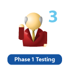 Phase 1 Clinical Trial Icon