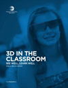 AOA Releases Report, 3D in the Classroom: See Well-Learn Well