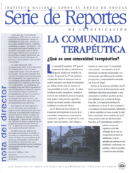 Picture of Serie de Reportes: La Comunidad Terapeutica (NIDA Research Report Series: Therapeutic Community)