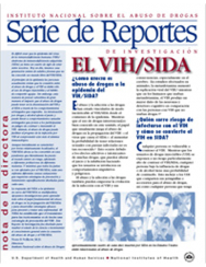 Picture of Serie de Reportes: De Investigacion EL VIH/SIDA (Spanish NIDA Research Report Series: HIV/AIDS)
