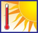 La hipertermia (golpes de calor)