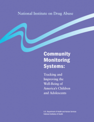 Picture of Community Monitoring Systems:Tracking & Improving the Well-Being of America's Children & Adolescents