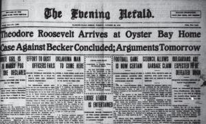 Evening Herald, October 22, 1912