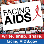 Join AIDS.gov in Facing AIDS for World AIDS Day.  Decmeber 1.