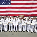 Sailors Earn U.S. Citizenship (USCIS)