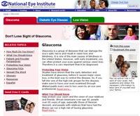 Glaucoma Education Website