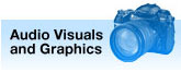 Audio Visuals and Graphics