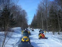 White Mountain Snowmobilers