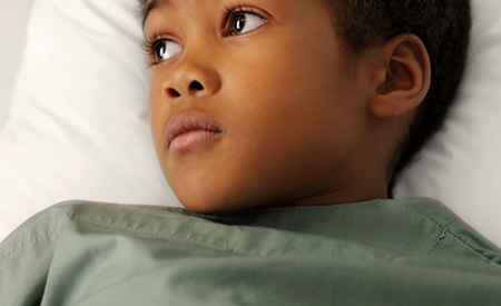 Post-Surgery Codeine Puts Kids at Risk - topic feature graphic