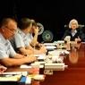 Advisory panel meeting.