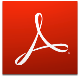Adobe Reader XI icon