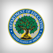 U.S. Department of Education, Office of Safe and Healthy Students logo