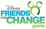 Disney Friends for Change Grants.