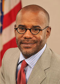 Photograph of ACYF Commissioner Bryan Samuels.