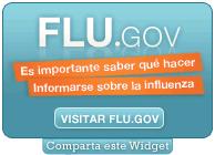Campaña Flu.gov Infórmese sobre la influenza